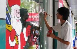 TP.HCM: Dịch vụ trang trí Noel tại nhà riêng tăng mạnh