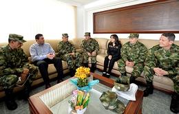 FARC hối thúc Chính phủ ngừng bắn