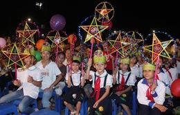 """Bắc Ninh: Tổ chức """"Lễ hội trăng rằm"""" cho trẻ em nghèo"""