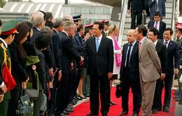 Báo chí Bỉ đưa tin nổi bật chuyến thăm của Thủ tướng Nguyễn Tấn Dũng