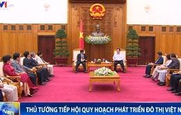 Thủ tướng tiếp Hội Quy hoạch Phát triển đô thị Việt Nam