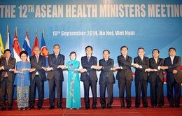 Khai mạc Hội nghị Bộ trưởng Y tế ASEAN