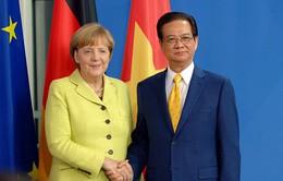 Thúc đẩy mạnh mẽ quan hệ Đối tác chiến lược Việt Nam - Đức