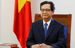 Thủ tướng dự Hội nghị Cấp cao Tiểu vùng Mekong mở rộng