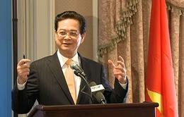 Thủ tướng Nguyễn Tấn Dũng đối thoại với các DN Hoa Kỳ
