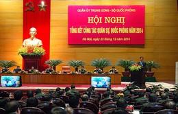 Thủ tướng Nguyễn Tấn Dũng chỉ đạo nhiệm vụ quân sự, quốc phòng
