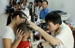 Dịch đau mắt đỏ năm nay có xu hướng nhẹ hơn năm trước