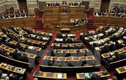 Quốc hội Hy Lạp thông qua ngân sách năm 2015