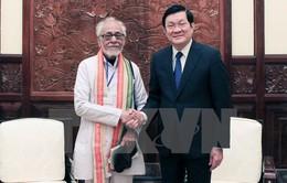 Đẩy mạnh mối quan hệ hữu nghị truyền thống Việt Nam - Ấn Độ
