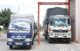 Tây Ninh thu trên 20 tỷ đồng phí sử dụng cơ sở hạ tầng cửa khẩu