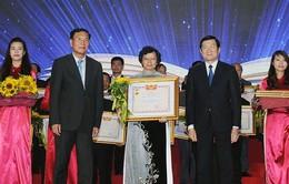 Phong tặng danh hiệu Nhà giáo nhân dân cho 39 cá nhân