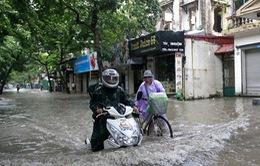 Hà Nội có thể xảy ra ngập lụt do ảnh hưởng bão