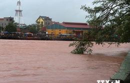Thái Nguyên: Cháu bé 4 tuổi thiệt mạng do bị nước cuốn trôi