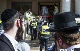 Israel quyết đáp trả vụ tấn công giáo đường tại Jerusalem