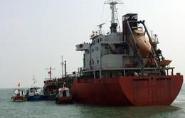 Chuyển hồ sơ vụ tàu Sunrise 689 bị cướp cho cơ quan điều tra