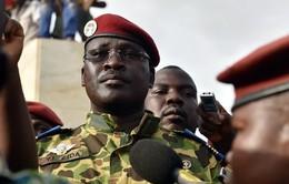 Burkina Faso: Cận vệ Tổng thống tuyên bố nắm quyền điều hành đất nước