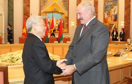 Thúc đẩy quan hệ hữu nghị truyền thống Việt Nam - Belarus