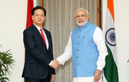 """Quan hệ Việt Nam - Ấn Độ: """"Bạn bè cũ, tầm nhìn mới"""""""
