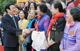 Chủ tịch nước tiếp cựu đoàn viên Cơ quan Trung ương Cục miền Nam