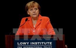 Thủ tướng Đức Angela Merkel tái đắc cử chức Chủ tịch CDU