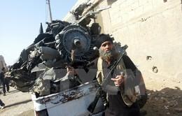 IS bắn rơi máy bay của liên quân quốc tế, bắt giữ phi công