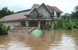 Hộ nghèo miền Trung được vay tiền xây nhà ở phòng tránh bão lụt