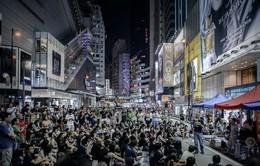 Sinh viên Hong Kong (Trung Quốc) sẽ mở rộng biểu tình