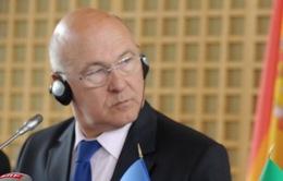 Pháp không đạt mục tiêu giảm thâm hụt ngân sách