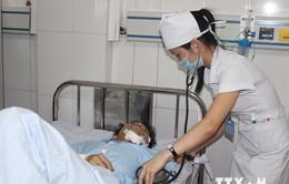 Tập trung cấp cứu, điều trị cho người bệnh bị rắn độc cắn