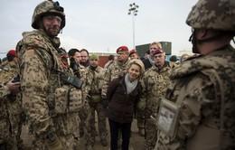 Đức thừa nhận khó thực hiện cam kết quân sự với NATO