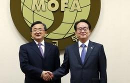 Nhật - Trung - Hàn thúc đẩy hợp tác ba bên