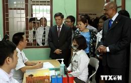 Việt Nam phát động hưởng ứng mục tiêu 90-90-90 về HIV/AIDS