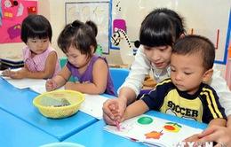 Trẻ khuyết tật có thể nhập học mầm non cao hơn 3 tuổi với quy định