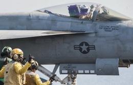 Bộ Quốc phòng Mỹ tuyên bố tăng cường chiến dịch không kích IS