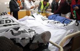 Vụ tấn công trường học ở Pakistan: Số thương vong tiếp tục tăng