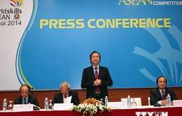 Bế mạc kỳ thi Tay nghề ASEAN, Việt Nam nhất toàn đoàn