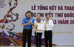 Phát động cuộc thi viết thư quốc tế UPU năm 2015