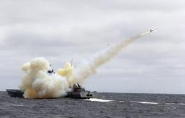 Tàu Hàn Quốc - Triều Tiên bắn cảnh báo ở khu vực tranh chấp