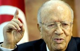 Ông Essebsi tuyên bố thắng cử trong cuộc bầu cử Tổng thống Tunisia