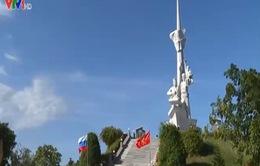 Tượng đài bất tử về người lính biển