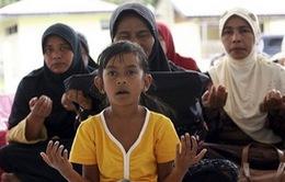 Indonesia: Tưởng niệm nạn nhân thảm họa sóng thần