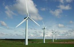 Bạc Liêu: Lắp dựng thành công tuabin gió đầu tiên