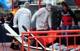 Thổ Nhĩ Kỳ: Chìm tàu khiến hơn 30 người chết và mất tích