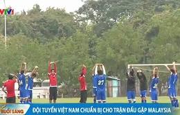 AFF Suzuki Cup 2014: Tiền vệ Vũ Minh Tuấn vắng mặt trận bán kết?