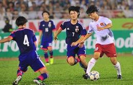 """Nhật Bản """"dắt tay"""" Việt Nam vào bán kết giải U19 Đông Nam Á"""