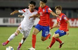 U19 Việt Nam chính thức chia tay VCK U19 châu Á