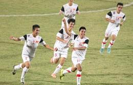 U19 châu Á: VTV tường thuật trực tiếp các trận đấu của U19 Việt Nam
