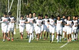 U19 châu Á: U19 Việt Nam tự tin trước trận đánh lớn