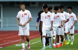 U19 Việt Nam: Lỗi ở tập thể và thua tại tinh thần