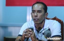 HLV U21 Malaysia suýt khóc sau trận thua không tưởng trước Thái Lan